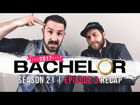 The Bachelor Season 21  Episode 3 RECAP