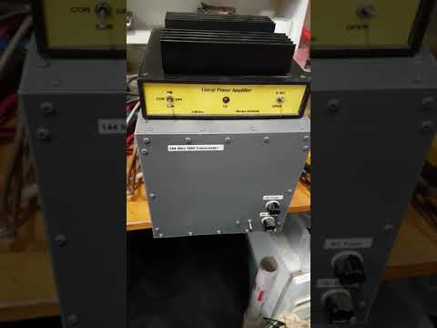 kuhne 2m transverter with 50w amp for sale