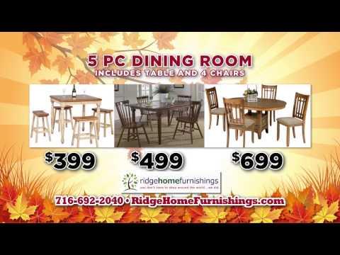 Ridge Home Furnishings New World of Savings