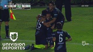 Zacatepec sorprende y está venciendo 2-0 a Tigres