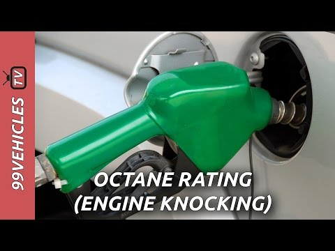 ⛽ Octane Rating Explained (Engine Knocking)