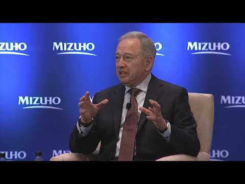 SoftBank Group's Ronald Fisher – Mizuho Investor Conference