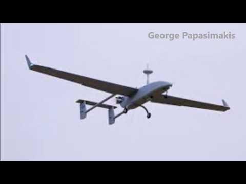 Παρέλαβε 4 Μη Επανδρωμένα Αεροσκάφη από το Ισραήλ η Κύπρος