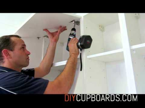 DIY Kitchen Cupboards Installation in Cape Town