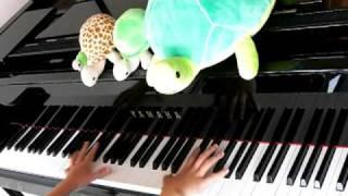 B'z BAD COMMUNICATION ピアノ
