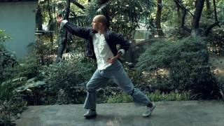 Old Style Shaolin Kung Fu Form Ti Shou Pao Quan