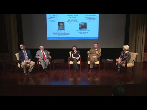 They Shall Not Grow Old Panel discussion