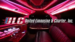 Super-Stretch Limousine Rental in Los Angeles & Orange County
