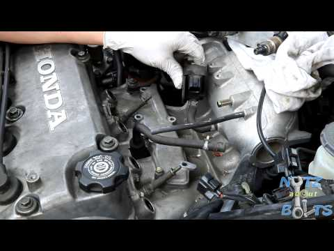 1996 2000 Honda Civic Egr Passages Cleaning Youtube