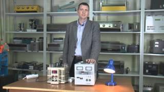 видео Стабилизатор напряжения Энергия АСН-10000