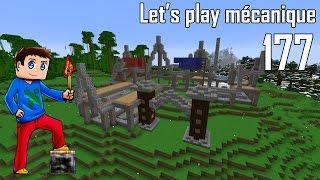 Let's Play Mécanique # 177 - La maison rustique