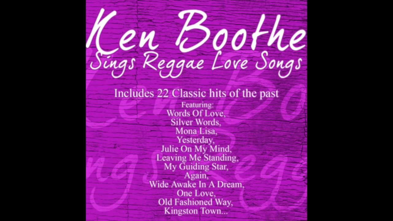 Download Flashback: Ken Boothe Sings Reggae Love Songs (Full Album) 2019