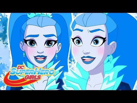🔴Frosts Winter-Wunderland | DC Super Hero Girls auf Deutsch 🇩🇪
