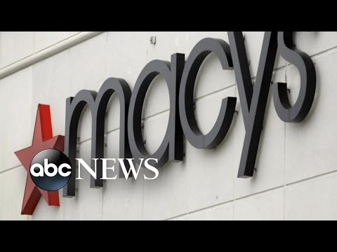 Macy's Closing 100 Department Stores