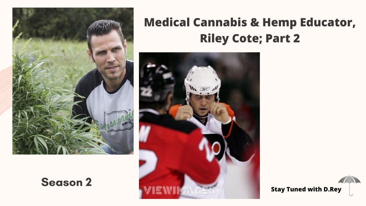CANNABIS CURATOR RILEY COTE PART 2 on Stay Tuned with D.Rey