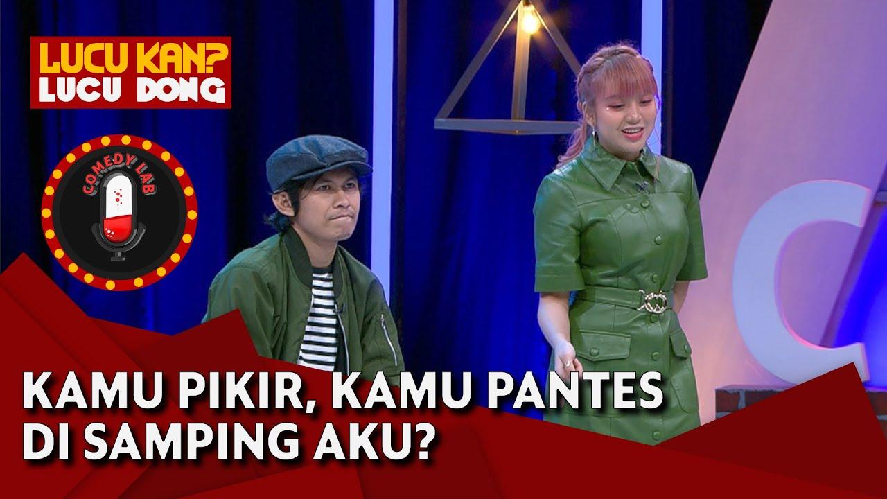 Ghea Indrawari Balas Roasting Indra Jegel, KALAH TELAK BANGET!! - Comedy Lab