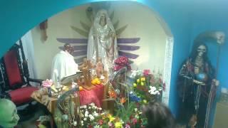 Misa Santa Muerte 0414MMXII