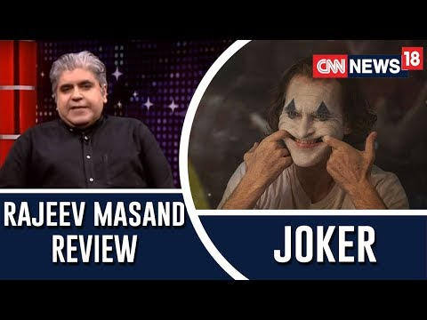 JOKER Movie Review By Rajeev Masand