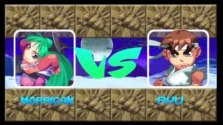 Super Puzzle Fighter II Turbo HD Remix - Morrigan