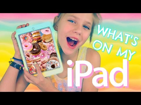 Whats On My Ipad Mini Games And Apps Donut Dazzle Co Jam And More Hopes Vlogs