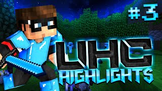 Minecraft UHC Highlights #3: The Dream Team (w/ CreeperFarts and DfieldMark) Thumbnail