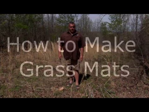 How To Make A Grass Mat For A Blind For Duck And Goose Hunting Youtube Duck Hunting Blinds Goose Hunting Hunting