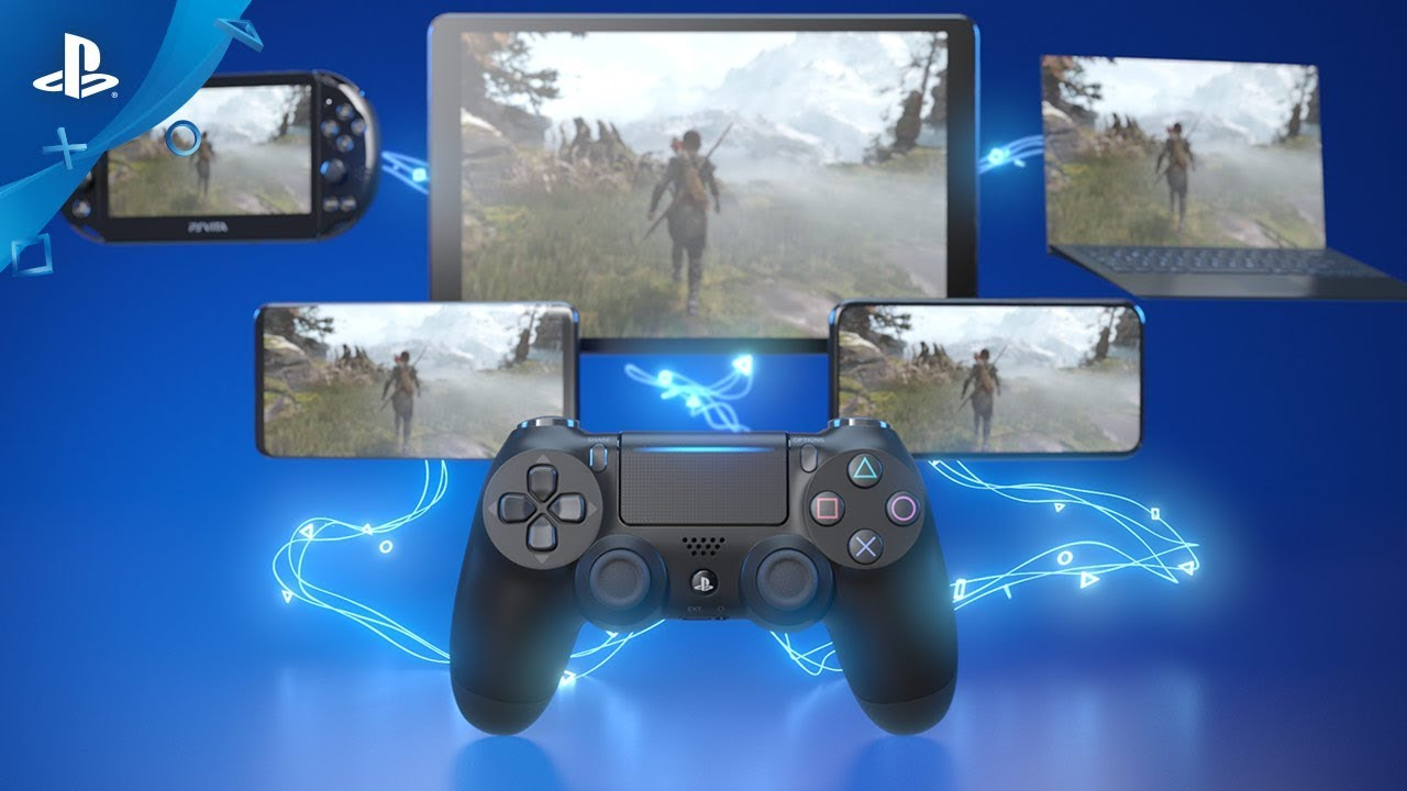 PS4 Remote Play - Now on More Devices