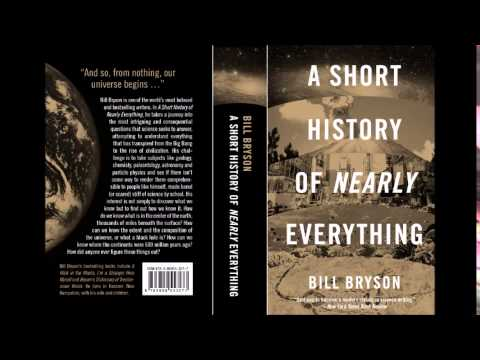 A Short History Of Nearly Everything, Introduction