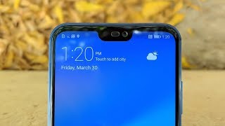Huawei P20 Lite First Impressions with Camera Samples