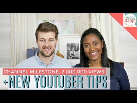 How to Grow Your YouTube Channel in 2018 |  2,000,000 Views Celebration!