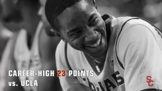 USC Men's Basketball - Shaqquan Aaron Highlights (2016-17)
