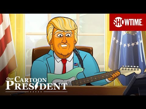 Cartoon Trump's Mar-A-Lago Song | Our Cartoon President | Season 2