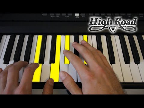 How to play drums on a MIDI keyboard