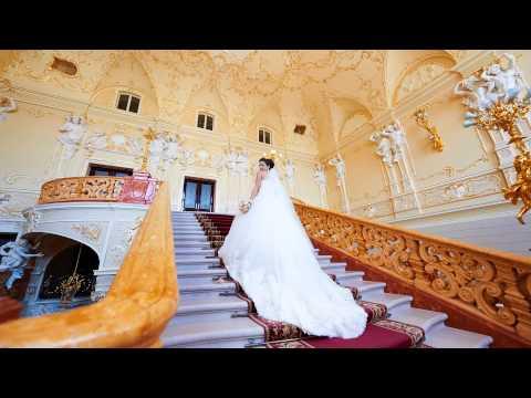 Свадьба в Одессе  - ODESSA, Wedding E+M [by A&T Kaminskas] 1080p