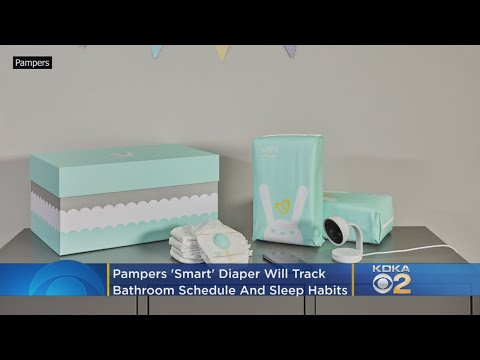 Corey & Patrick In The Morning - Pampers Creating 'Smart' Diaper