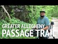 Great Allegheny Passage - GAP Cycling Trail