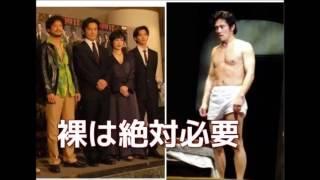 舞台「禁断の裸体」が4日、東京・bunkamuraシアターコクーン...