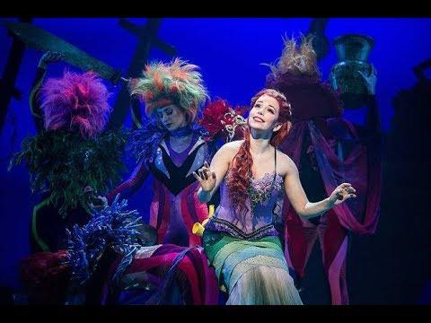 Os protagonistas do musical 'A Pequena Sereia', são os convidados do VEJA Música