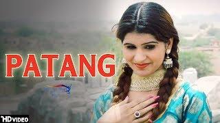 Patang (Official) | New Haryanvi Songs Haryanavi 2018 | Rakesh Soni, Pooja Khatkar | Mohini Patel