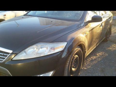 Форд Мондео 2007 года с пробегом 625000 км. Без кап ремонта.