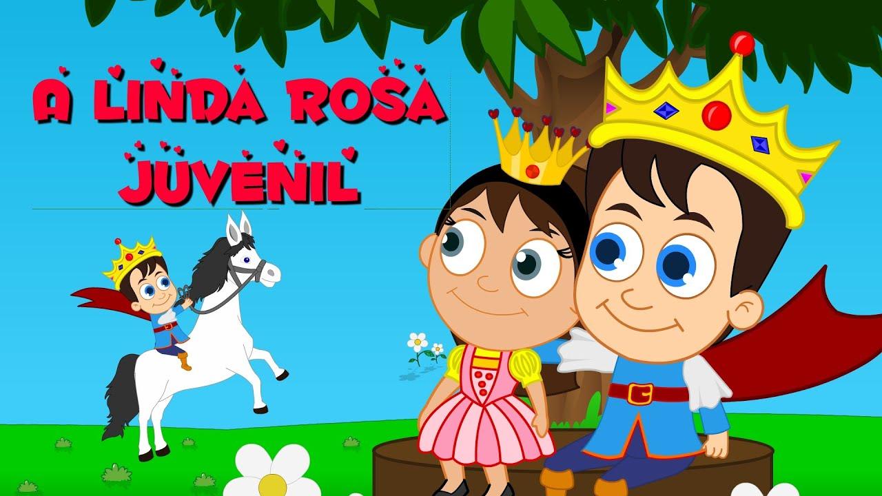 A linda Rosa juvenil  3ec81cfe02eb1