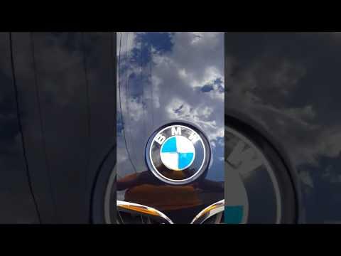 Nano Resin on a BMW