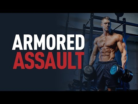 ARMored Assault Tricep and Bicep Workout
