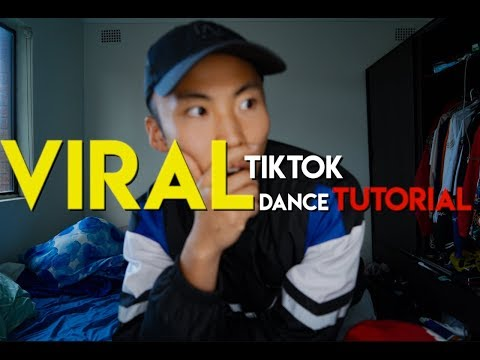 My Most Viral Tiktok Dance Tutorial