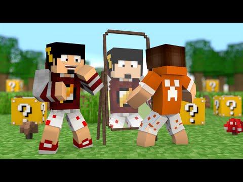 Minecraft: ESCADONA - VIRANDO EDUKOF ‹ AMENIC ›