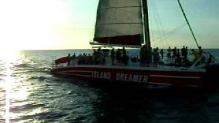 Montego Bay, Jamaica Red Dread Catamaran, Sunset Lovers' Cruise