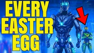 TRIBORG: Every Easter Egg, References and Cameos (Mortal Kombat X)