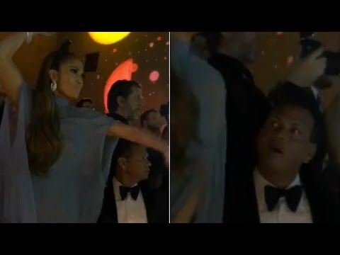 LOL! Jennifer Lopez Dances to Migos at Met Gala Party as Alex Rodriguez Watches in Amazement Mp3