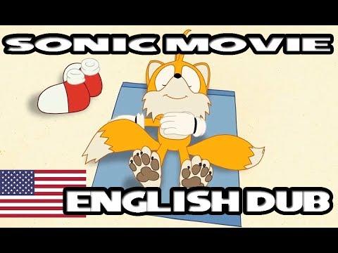 Sonic The Hedgehog The Movie 2 Trailer English Dub