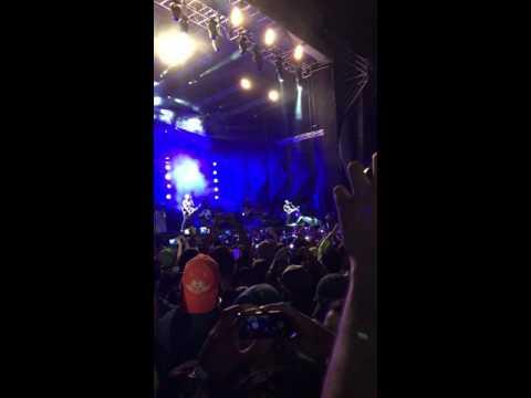 Molotov - Gimme the Power (Live at Empire Music Festival 2016) Guatemala
